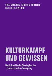 """Cover: Abbildung des Buchs """"Kulturkampf und Gewissen"""""""